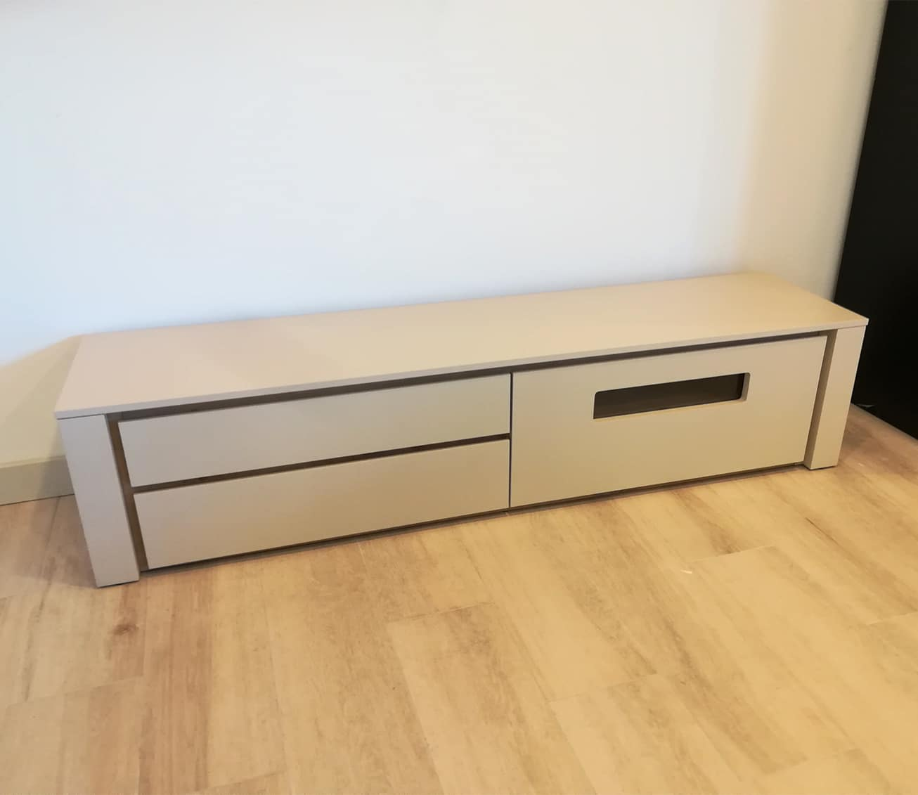 Mueble TV Combinado